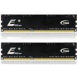16GB TeamGroup Elite Plus Series schwarz DDR3-1600 DIMM CL11 Dual Kit