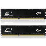 8GB TeamGroup Elite Plus Series schwarz DDR3-1600 DIMM CL11 Dual Kit