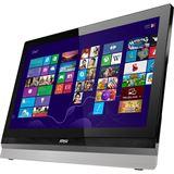 "23,6"" (59,94cm) MSI Adora24 2M S356M4G50S7PGMX Touch All-in-One PC"