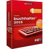 Lexware Buchhalter 2015 Version 20 FFP 32/64 Bit Deutsch Buchhaltungssoftware Vollversion PC (CD)