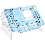 PrimoChill Wet Bench Kit - UV blau