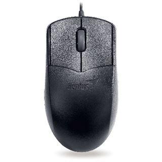 Genius NetScroll 310X USB schwarz (kabelgebunden)