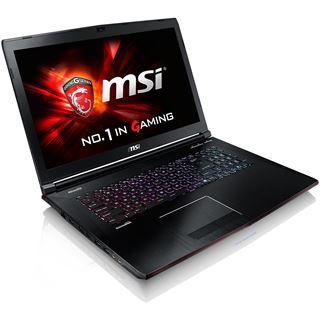 "Notebook 17.3"" (43,94cm) MSI GE72 2QF Apache Pro - GE72-2QFi7W8H11"