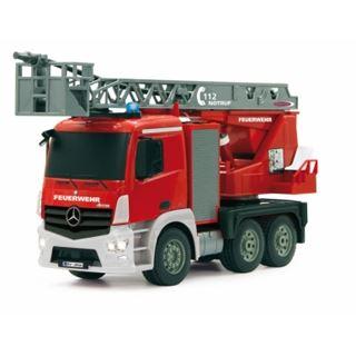 Jamara Feuerwehr Drehl.1:20Mercedes Antos2,4GHz
