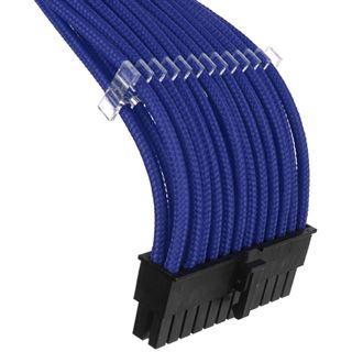 Phanteks Verlängerungskabel-Set, 500mm blau