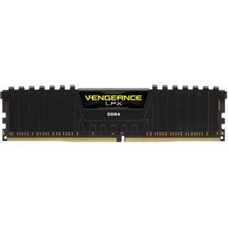 128GB Corsair Vengeance LPX schwarz DDR4-2666 DIMM CL16 Octa Kit