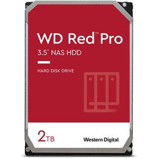 """2000GB WD Red Pro WD2002FFSX 64MB 3.5"""" (8.9cm) SATA 6Gb/s"""