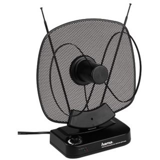 Hama DVB-T-Zimmerantenne TV/Radio 40 dB Sc