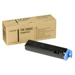 Kyocera TK-500C cyan, 8000 Seiten