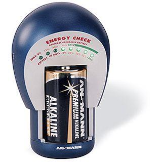 Ansmann Batterietester NiCd und NiMH