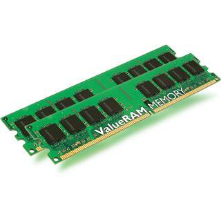 2GB Kingston ValueRAM HP DDR2-400 regECC DIMM CL3 Dual Kit