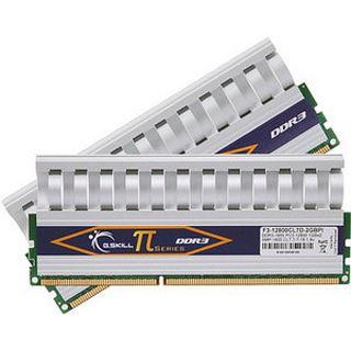 2x2048MB G.Skill PI SEries DDR3-1600 CL7 Kit