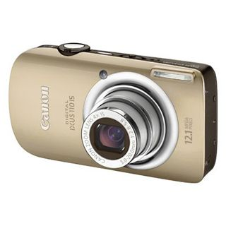 Canon Digital Ixus 110 IS Gold