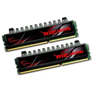 2GB G.Skill Ripjaws DDR3-1600 DIMM CL7 Dual Kit