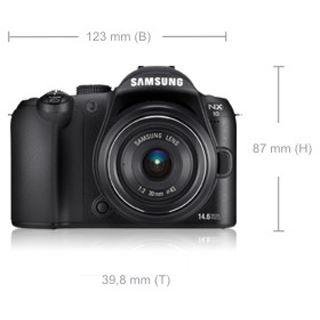 Samsung NX10 18-55 OIS Lens
