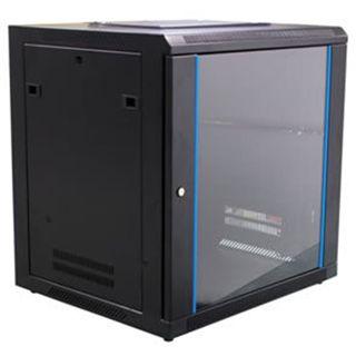 "19""(48,26cm) Intellinet Wandverteiler 15 HE Server Tower o.NT Schwarz"