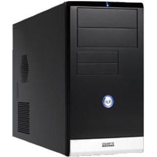 Gigabyte GZ-M1 UBS 3.0 Mini Tower ohne Netzteil schwarz