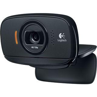 Logitech Web Kamera C510 HD 1.0 MPixel 1280x720 Schwarz USB 2.0