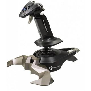 Saitek V.1 Flight Stick USB grau/silber PC