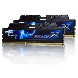 8GB G.Skill RipJawsX DDR3-1600 DIMM CL7 Dual Kit