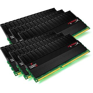 24GB Kingston HyperX T1 DDR3-1600 DIMM CL9 Hex Kit