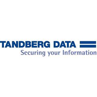 (€66,90*/1m) 1.00m Tandberg Data SAS 6Gb/s Anschlusskabel SFF-8482 Stecker auf 4xSFF-8087 Schwarz
