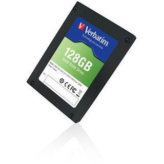 "128GB Verbatim SSD Upgrade Kit 2.5"" (6.4cm) SATA 3Gb/s MLC asynchron (47371)"