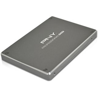 "120GB PNY Professional SSD 2.5"" (6.4cm) SATA 6Gb/s MLC synchron (P-SSD2S120G3-BLK)"