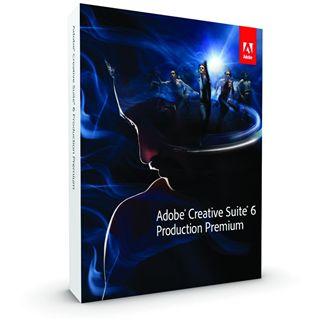 Adobe CS6 Production Prem Vers.6 von Prod Prem CS5.5 Win Upg(DE)