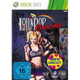 Lollipop Chainsaw (XBox360)