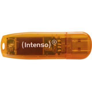64 GB Intenso Rainbow Line orange USB 2.0