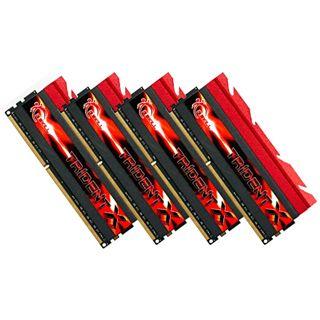 16GB G.Skill TridentX DDR3-2666 DIMM CL11 Quad Kit