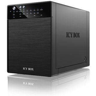 "ICY BOX IB-RD3640SU3 3.5"" (8,89cm) eSATA/USB 3.0 schwarz"