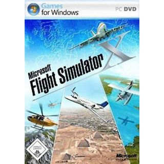 Flight Simulator X (PC)