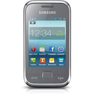 Samsung Rex 60 C3310R 30 MB silber