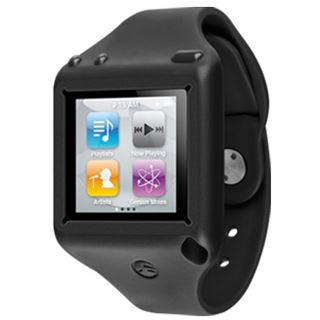 SwitchEasy TICKER Black (SW-TKN6-BK):Protection Solution für iPod nano 6G