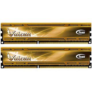 8GB TeamGroup Vulcan Series gold XMP DDR3-1600 DIMM CL9 Dual Kit