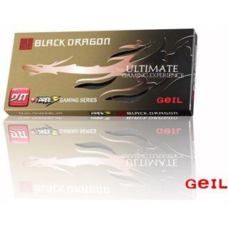8GB GeIL Black Dragon DDR3-2133 DIMM CL10 Dual Kit