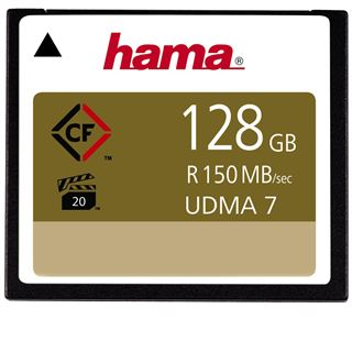 128 GB Hama Compact Flash TypI 1000x Retail