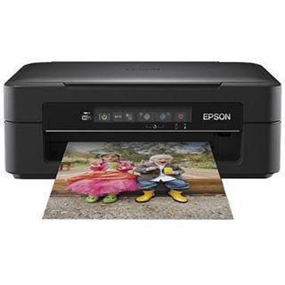 Epson Expression Home XP-215 Tinte Drucken/Scannen/Kopieren USB 2.0/WLAN