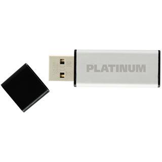 128 GB Platinum HighSpeed ALU silber USB 2.0
