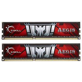 8GB G.Skill Aegis DDR3L-1600 DIMM CL11 Dual Kit