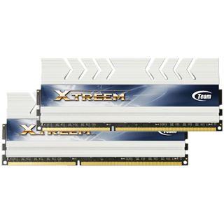 16GB TeamGroup Xtreem weiß DDR3-2133 DIMM CL11 Dual Kit