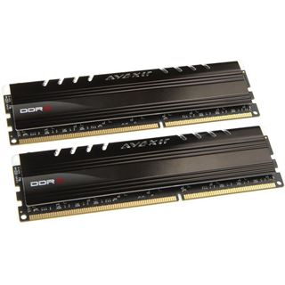 16GB Avexir Core Series rote LED DDR3-2133 DIMM CL11 Dual Kit