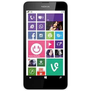 Nokia Lumia 630 8 GB weiß