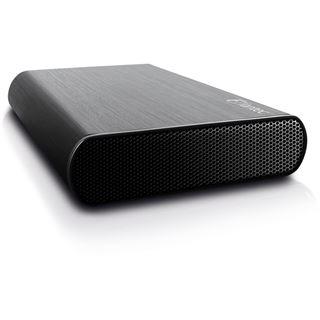 """Fantec DB-AluSky U3 6G 3.5"""" (8,89cm) USB 3.0 schwarz"""