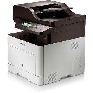 Samsung CLX-6260FW/PLU Farblaser Drucken/Scannen/Kopieren/Faxen LAN/USB 2.0/WLAN