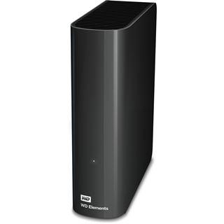 """5000GB WD Elements Desktop WDBWLG0050HBK-EESN 3.5"""" (8.9cm) USB 3.0 schwarz"""