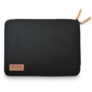 "Port Notebook Schutzhülle Torino 39,6cm (15,6"") schwarz"