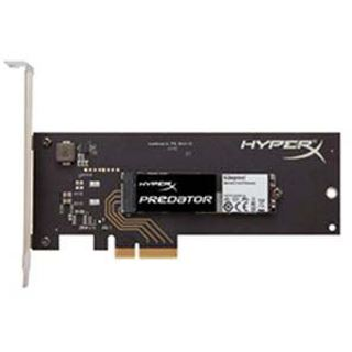 480GB HyperX Predator Add-In PCIe 2.0 x4 16Gb/s MLC (SHPM2280P2H/480G)